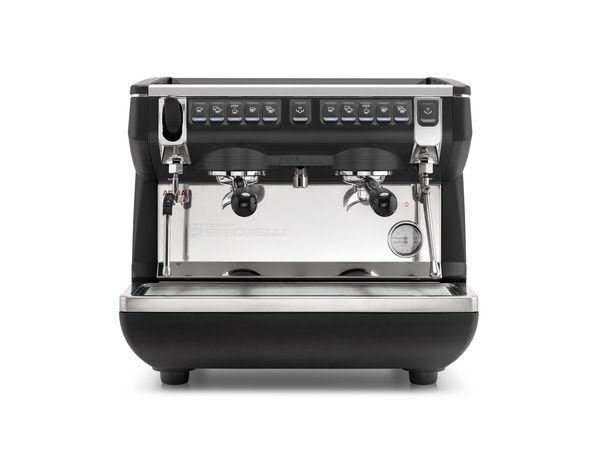 Appia Life Compact Volumetric 2 GR 230V juodas espreso aparatas