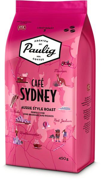 Paulig Café Sydney 8x450g papu UTZ