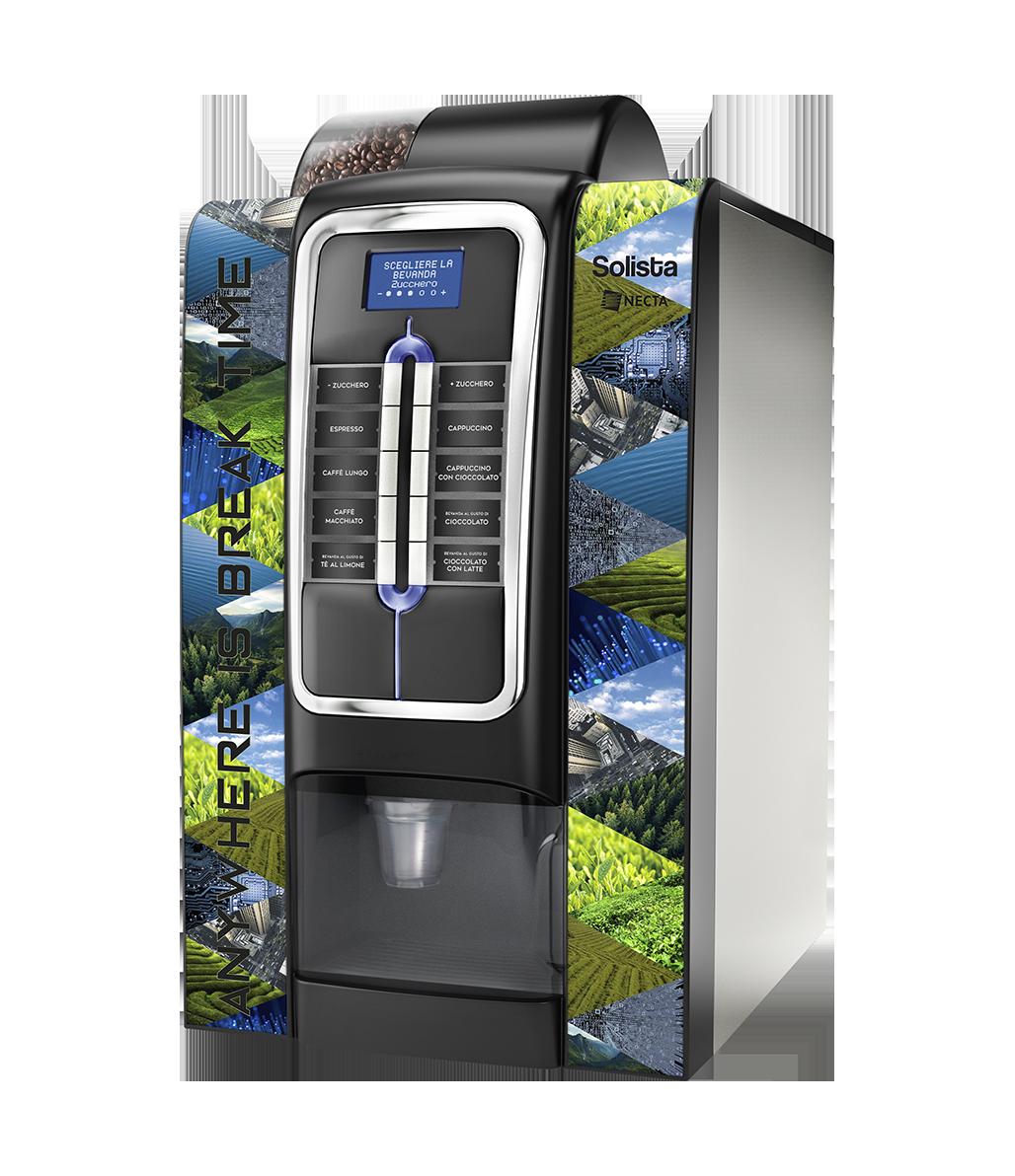Necta Solista kuumajoogiautomaat