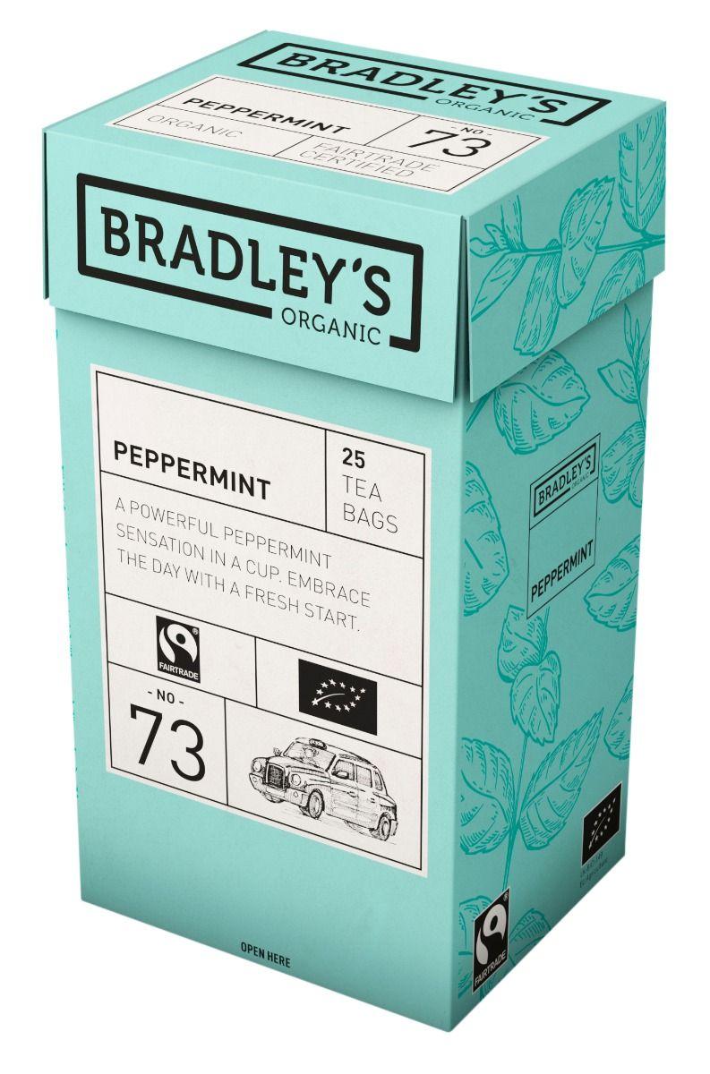 Bradley's Peppermint 4 x 25 pss FTO