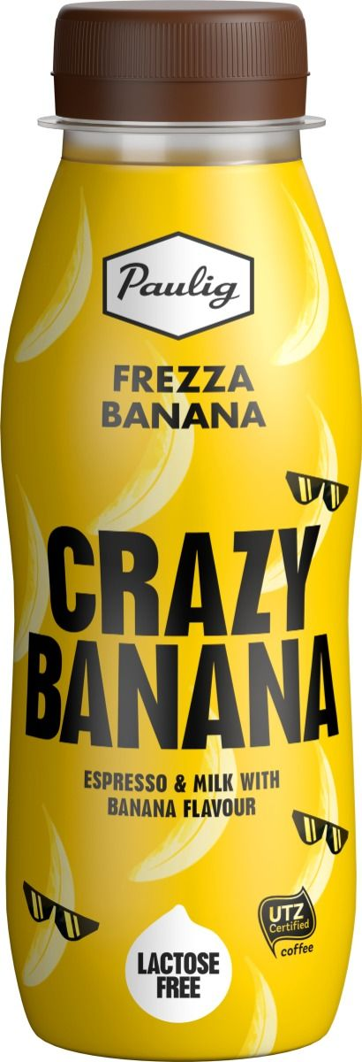 Paulig Frezza Banana 12x250ml UTZ